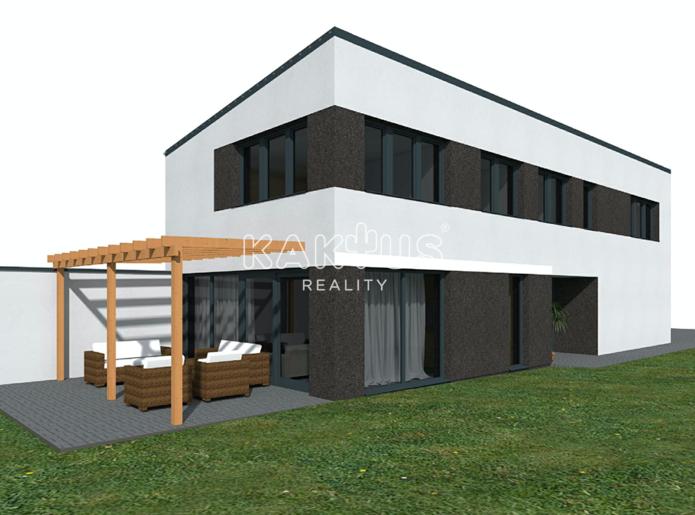 Prodej novostavby 5+kk [116m²] se zahradou (805m²)